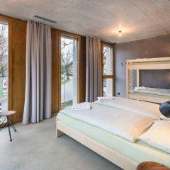 Youth Hostel Bern комната для гостей фото 5