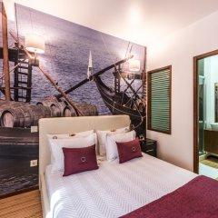 Отель Lounge Inn комната для гостей