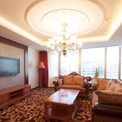 Howard Johnson Paragon Hotel Beijing комната для гостей фото 7