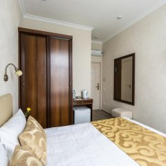 Гостиница Павелецкая Аэро 3* Стандартный номер двуспальная кровать фото 6