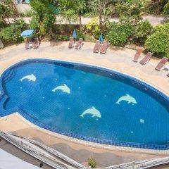 Отель Chaweng Lakeview Condotel 3* Студия с различными типами кроватей фото 10
