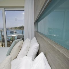 115 The Strand Hotel & Suites Гзира комната для гостей фото 3