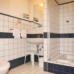 Отель am Schottenpoint Австрия, Вена - отзывы, цены и фото номеров - забронировать отель am Schottenpoint онлайн ванная