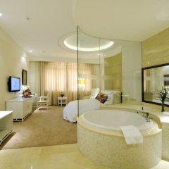 Отель Juny Oriental Hotel Китай, Пекин - отзывы, цены и фото номеров - забронировать отель Juny Oriental Hotel онлайн ванная