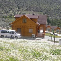 Отель Natureland Efes парковка