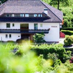 Отель Pension Rebgut Лана фото 2