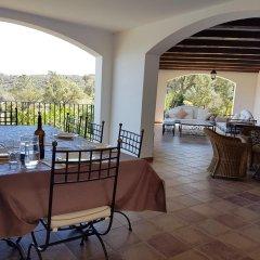 Отель Villa Pantanal in Golf Costa Brava питание