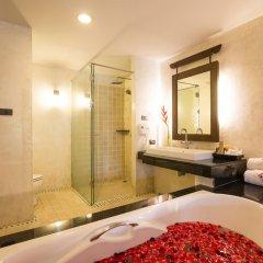 Отель Aonang Princeville Villa Resort and Spa 4* Семейный номер Делюкс с двуспальной кроватью фото 7