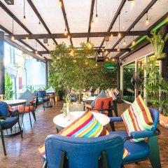 Отель Citrus Sukhumvit 11 Bangkok by Compass Hospitality гостиничный бар