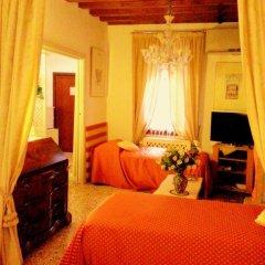 Hotel San Luca Venezia 3* Улучшенные апартаменты с различными типами кроватей фото 14