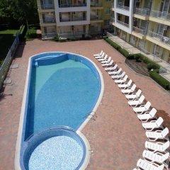 Отель N4 in Sunset Beach 2 Болгария, Солнечный берег - отзывы, цены и фото номеров - забронировать отель N4 in Sunset Beach 2 онлайн бассейн