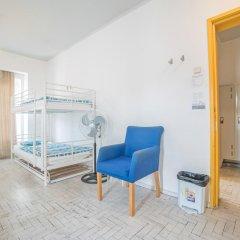 Vistas de Lisboa Hostel Кровать в общем номере с двухъярусной кроватью фото 11