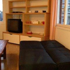 Отель Appartements Brussel Бельгия, Брюссель - отзывы, цены и фото номеров - забронировать отель Appartements Brussel онлайн комната для гостей фото 4