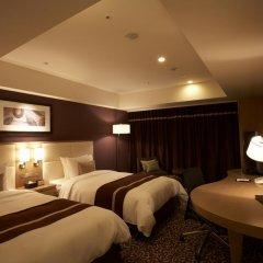 Hotel Ryumeikan Tokyo 4* Стандартный номер с 2 отдельными кроватями