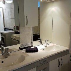 Отель Haugesund Maritime Apartments Норвегия, Гаугесунн - отзывы, цены и фото номеров - забронировать отель Haugesund Maritime Apartments онлайн ванная фото 2