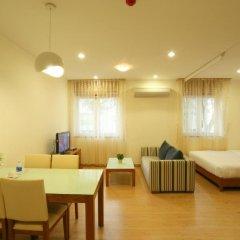 Апартаменты Song Hung Apartments Улучшенные апартаменты с различными типами кроватей фото 37