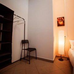 Hostel Lastochka Стандартный номер с различными типами кроватей фото 5