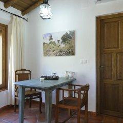 Отель Finca Las Abubillas удобства в номере