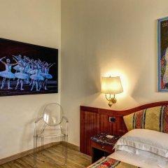 Hotel Romana Residence 4* Стандартный номер с различными типами кроватей фото 13