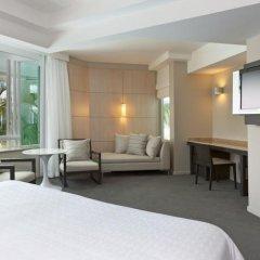 Отель Sheraton Grand Mirage Resort, Gold Coast удобства в номере фото 2