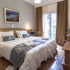 Ares Athens Hotel 2* Стандартный номер с различными типами кроватей фото 4