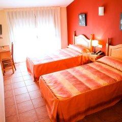 Hotel Villa Ceuti 2* Стандартный номер с 2 отдельными кроватями фото 4