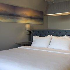 Отель Hilton Helsinki Strand 4* Представительский номер с различными типами кроватей фото 3