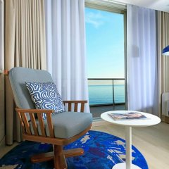 Radisson Blu Hotel, Nice 4* Номер Бизнес с различными типами кроватей фото 9