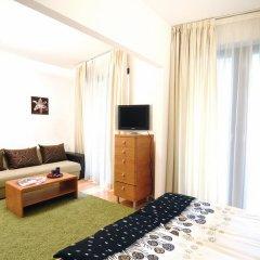 Апартаменты King Apartments Студия с различными типами кроватей