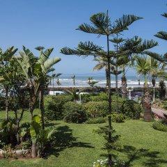 Отель Club Val D Anfa Марокко, Касабланка - отзывы, цены и фото номеров - забронировать отель Club Val D Anfa онлайн пляж