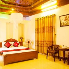 Отель Hoa Mau Don Homestay комната для гостей фото 5