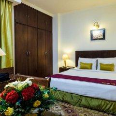 Goodwill Hotel Delhi 3* Номер Делюкс с различными типами кроватей фото 7