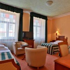Best Western Plus Hotel Meteor Plaza 4* Стандартный номер с разными типами кроватей фото 8