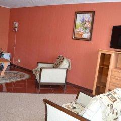 Гостиница Патриот комната для гостей фото 7