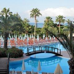 Kirman Arycanda De Luxe Турция, Окурджалар - отзывы, цены и фото номеров - забронировать отель Kirman Arycanda De Luxe - All Inclusive онлайн спортивное сооружение
