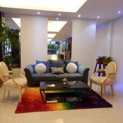 Апартаменты Kata Beach Studio Улучшенная студия с различными типами кроватей фото 23