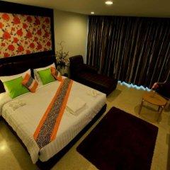 Aranta Airport Hotel 3* Номер Делюкс с различными типами кроватей