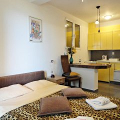 Апартаменты Sun Rose Apartments Апартаменты с различными типами кроватей фото 12