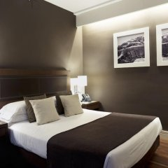 Отель Royal Ramblas 4* Стандартный номер с различными типами кроватей фото 11