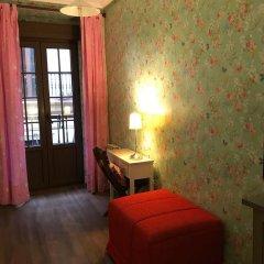 Отель Pensión Amaiur Стандартный номер с двуспальной кроватью (общая ванная комната) фото 5
