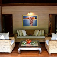 Отель Villa Honu by Tahiti Homes Французская Полинезия, Муреа - отзывы, цены и фото номеров - забронировать отель Villa Honu by Tahiti Homes онлайн комната для гостей фото 2