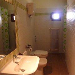 Отель Domus Eroli Сполето ванная