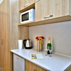 Гостиница Fire Inn 3* Улучшенная студия с различными типами кроватей фото 3