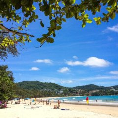 Отель CC's Hideaway пляж фото 2