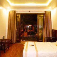 Отель Hoi An Phu Quoc Resort 3* Улучшенный номер с различными типами кроватей фото 4