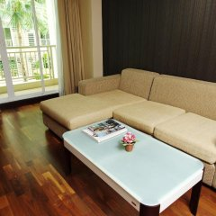 Отель Ninth Place Serviced Residence Улучшенные апартаменты фото 4