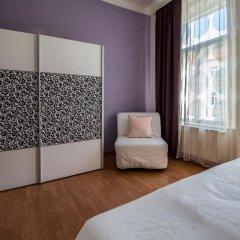 Апартаменты Modern Cozy Apartment by Ruterra комната для гостей фото 4