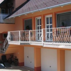 Отель Szécsényi Apartman балкон