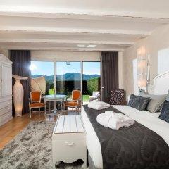 Sallés Hotel Mas Tapiolas 4* Стандартный номер с двуспальной кроватью фото 18