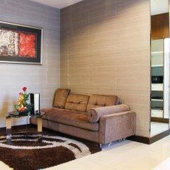Отель FuramaXclusive Asoke, Bangkok 4* Номер категории Премиум с различными типами кроватей фото 16